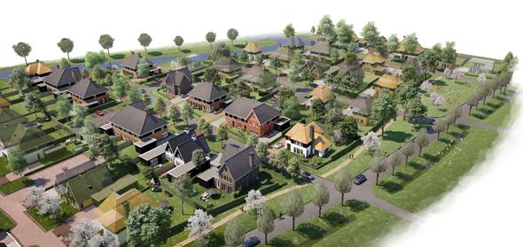 Gesloten bronsystemen voor individuele woningen Schoonhoven